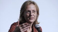 WarnerMedia's film chief Ann Sarnoff. Photo by Bloomberg.