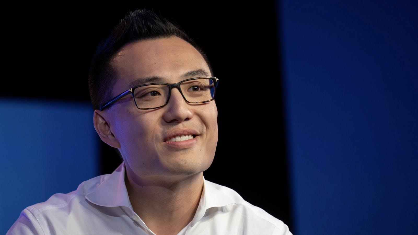 DoorDash CEO Tony Xu