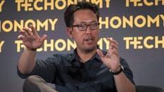 Opendoor CEO Eric Wu. Photo: Bloomberg