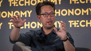 Opendoor CEO Eric Wu. Photo: Bloomberg