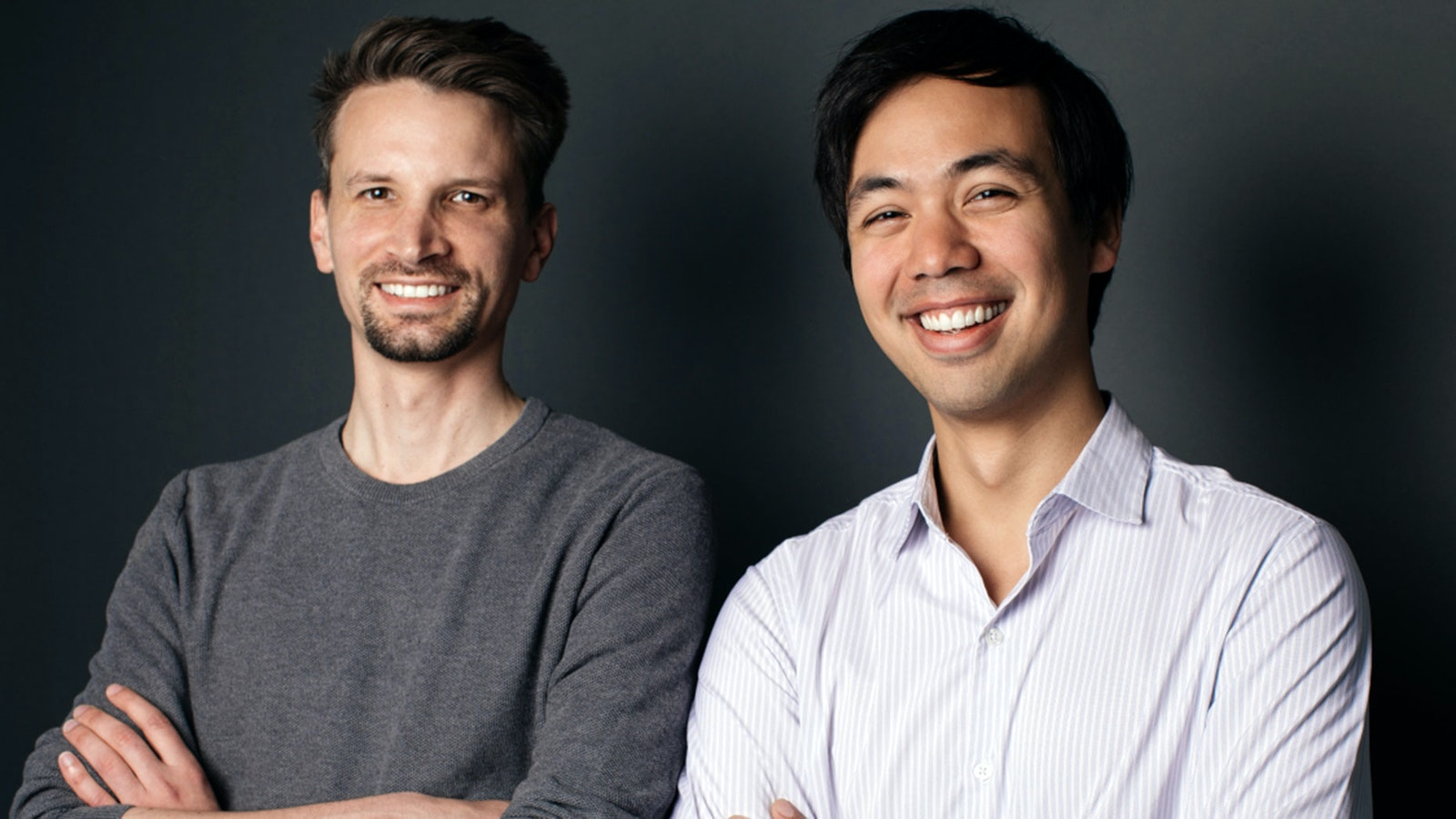 Ironclad co-founders Jason Boehmig, CEO (L) and Cai GoGwilt, CTO (R). Photo provided by Ironclad