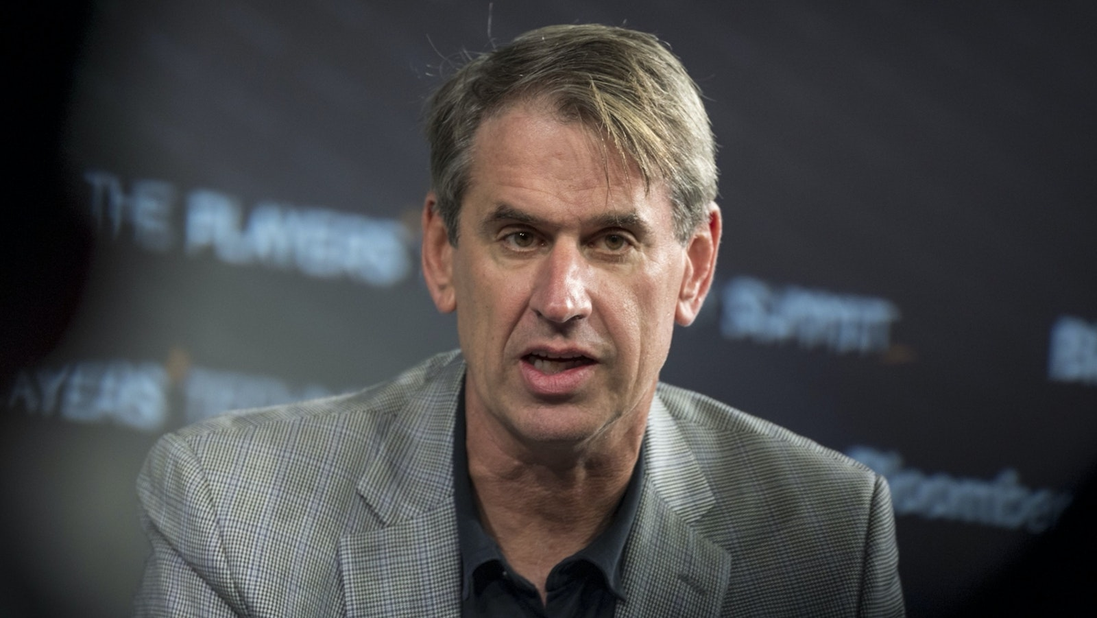 Benchmark's Bill Gurley. Photo by Bloomberg