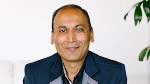 Poshmark CEO Navin Chandra. Photo courtesy of Poshmark