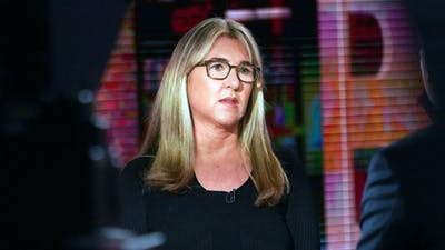Vice CEO Nancy Dubuc. Photo by Bloomberg.