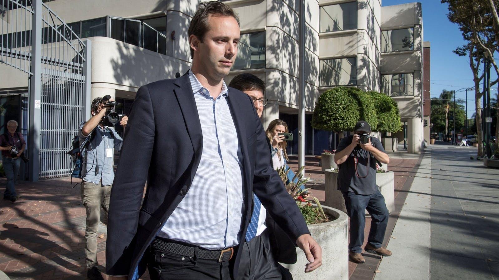 Anthony Levandowski. Photo by Bloomberg.