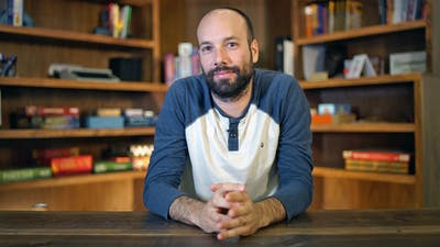 Patreon CEO Jack Conte. Photo courtesy of Patreon