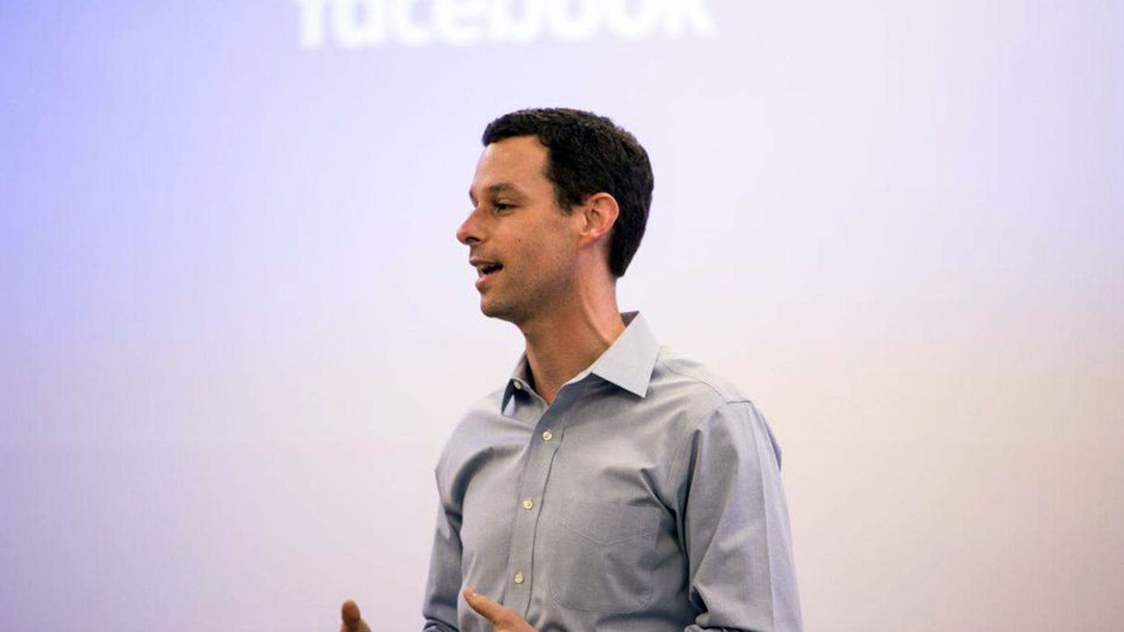 Facebook vice president Dan Levy has said the company is acquiring Kustomer because more businesses are interacting with their customers on Facebook apps. Photo courtesy of Facebook.