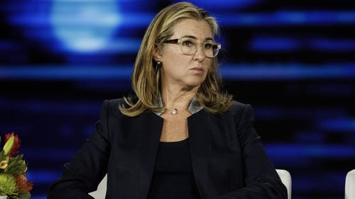 Vice CEO Nancy Dubuc. Photo by Bloomberg