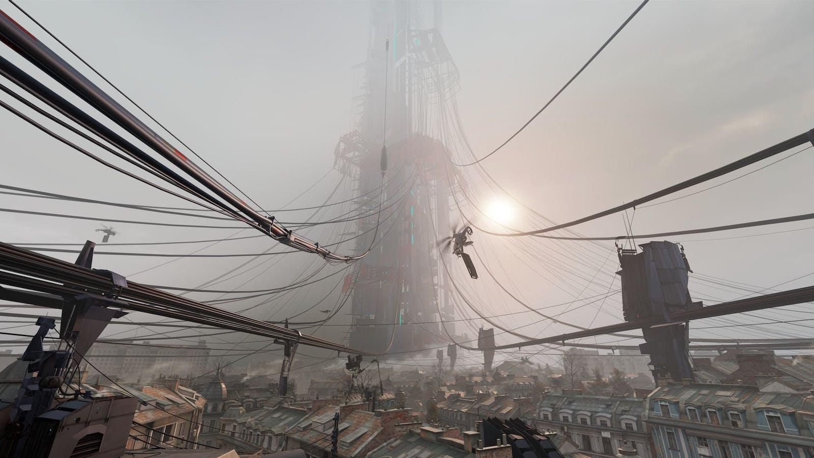"Screenshot of ""Half-Life: Alyx."" Image: Valve"