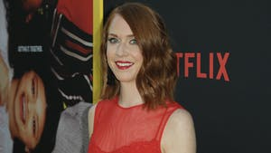 Former Warner executive Jessie Henderson at a film premiere in 2019. Photo by AP.