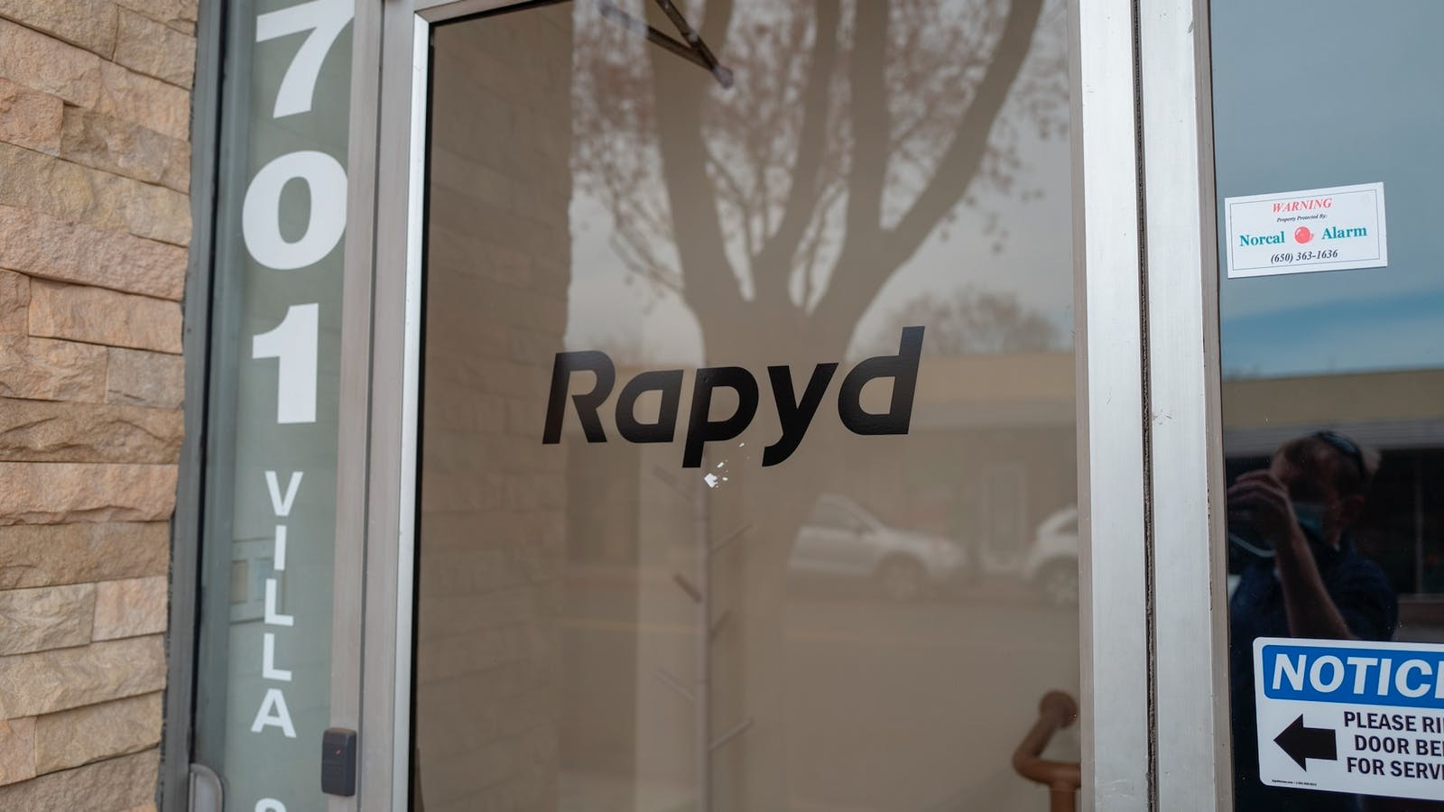 Rapyd's office in Mountain View, Calif. Photo: AP