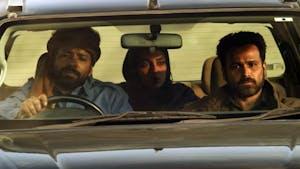 A screenshot of 'Bard of Blood' from Netflix.
