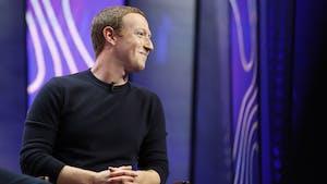 Facebook CEO Mark Zuckerberg in Salt Lake City, Utah, on Jan. 31, 2020.
