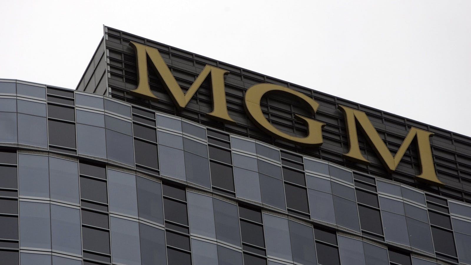 MGM's headquarters in Los Angeles. Photo by Bloomberg.
