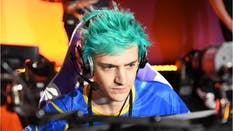"Tyler ""Ninja"" Blevins in 2018. Photo: Getty Images"