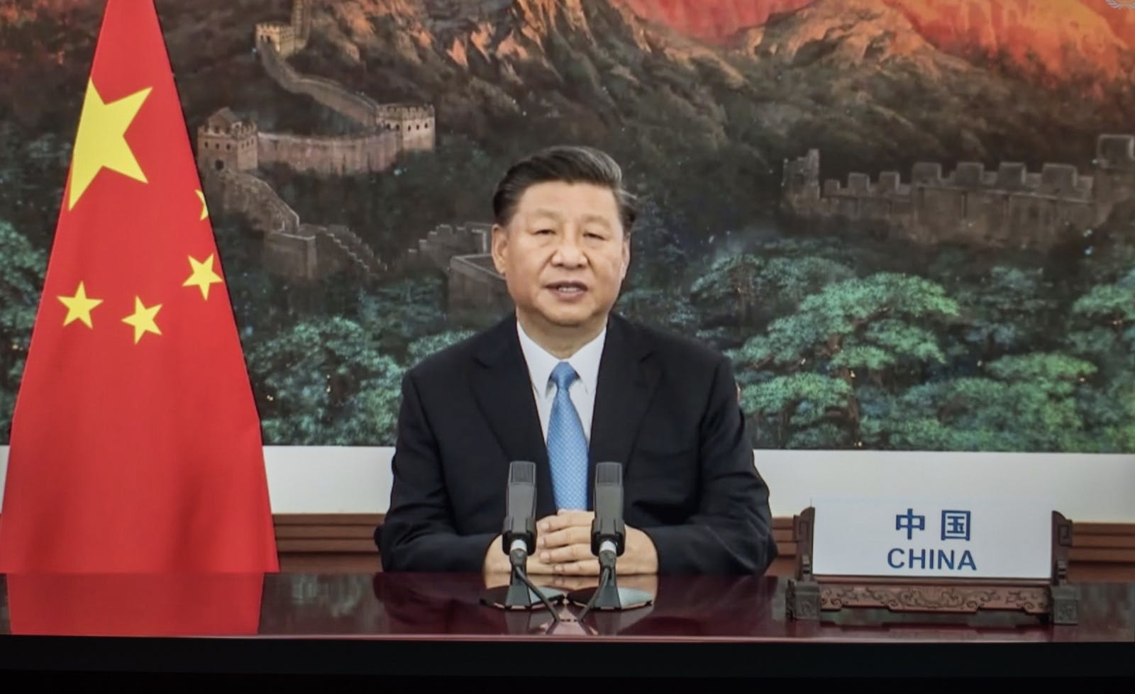 Xi Jinping, China's president. Photo by Bloomberg.