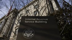 IRS headquarters in Washington