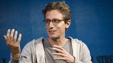 BuzzFeed CEO Jonah Peretti. Photo by Bloomberg.