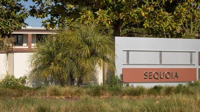 Sequoia Capital's offices in Menlo Park, Calif. Photo: Bloomberg