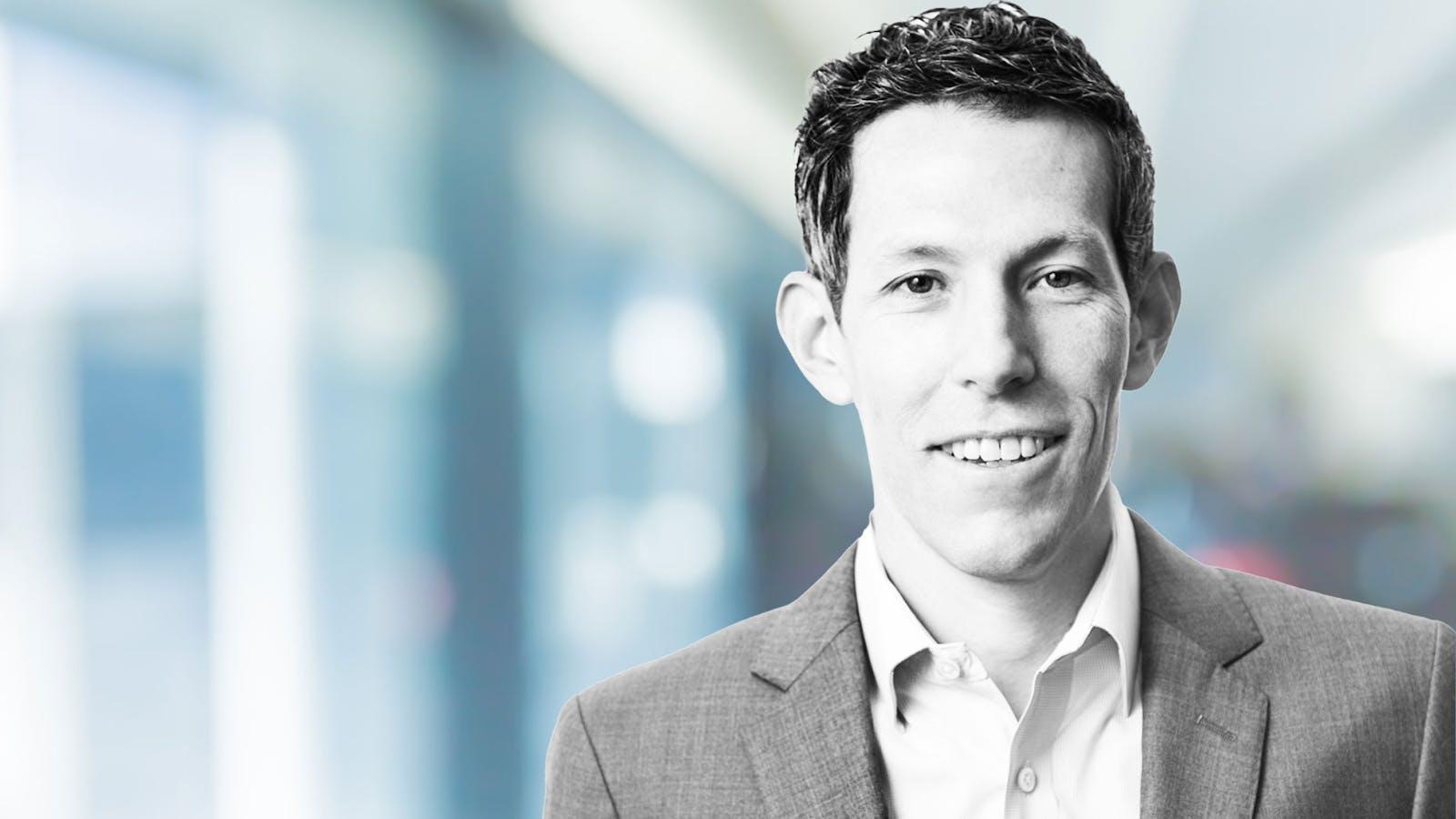Justin Overdorff. Photo: Lightspeed Venture Partners