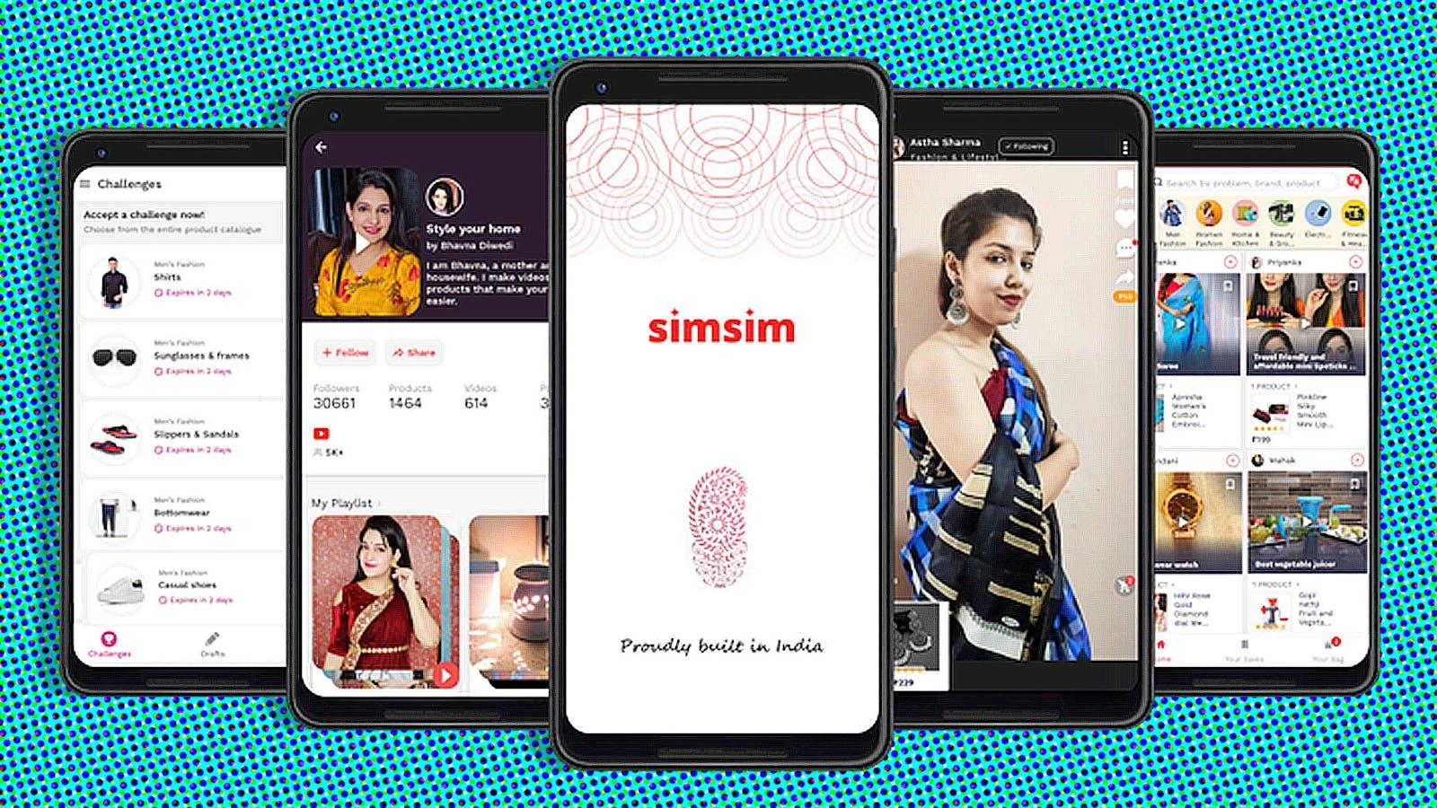 Photos of Simsim, courtesy of the company.
