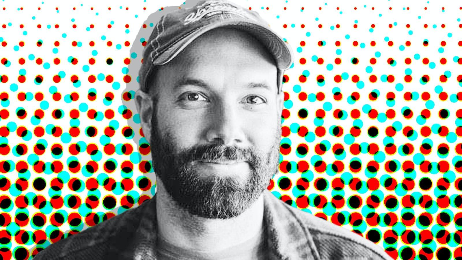 Patreon CEO Jack Conte. Photo credit: Patreon