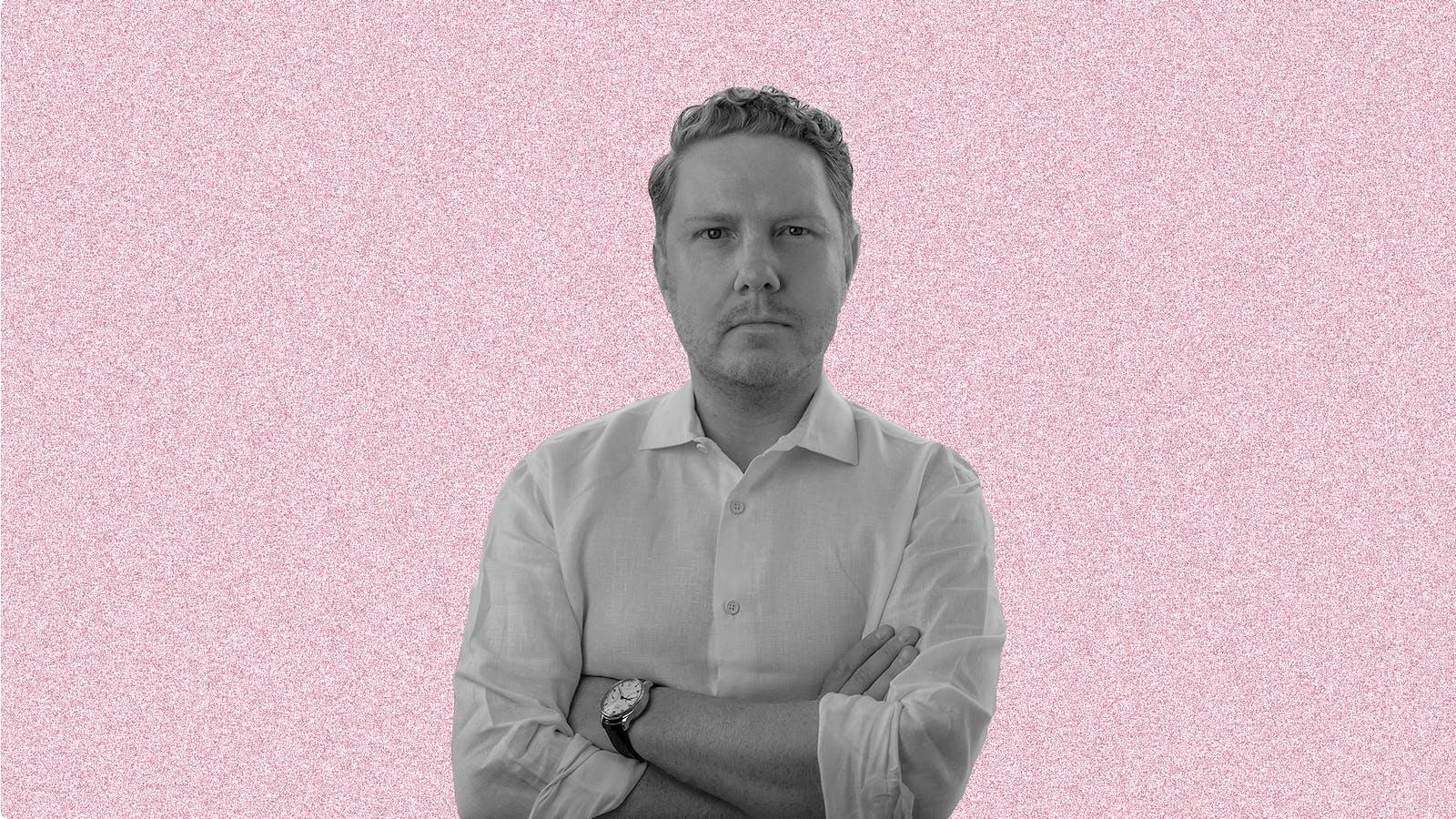 David Sykes, head of Klarna North America. Photo: Klarna