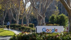Google's Mountain View campus. Photo by Bloomberg.
