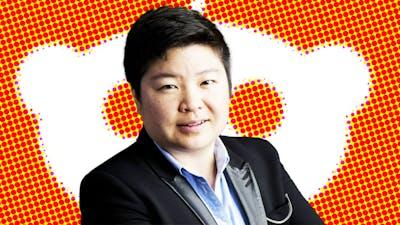 Reddit COO Jen Wong.