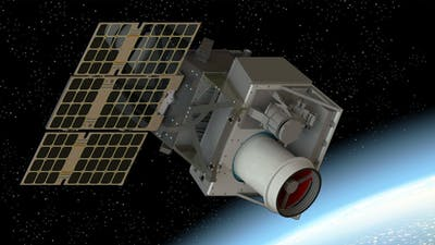 Rendering of the YAM-4 spacecraft bus by Blue Canyon Technologies for Loft Orbital. Image provided by Business Wire