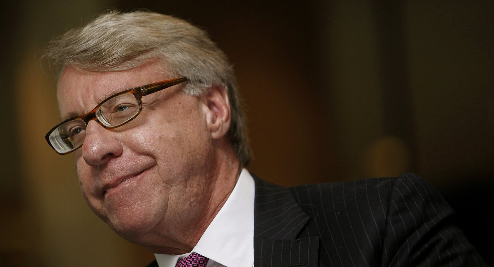 Short-selling specialist Jim Chanos. Photo by Bloomberg.