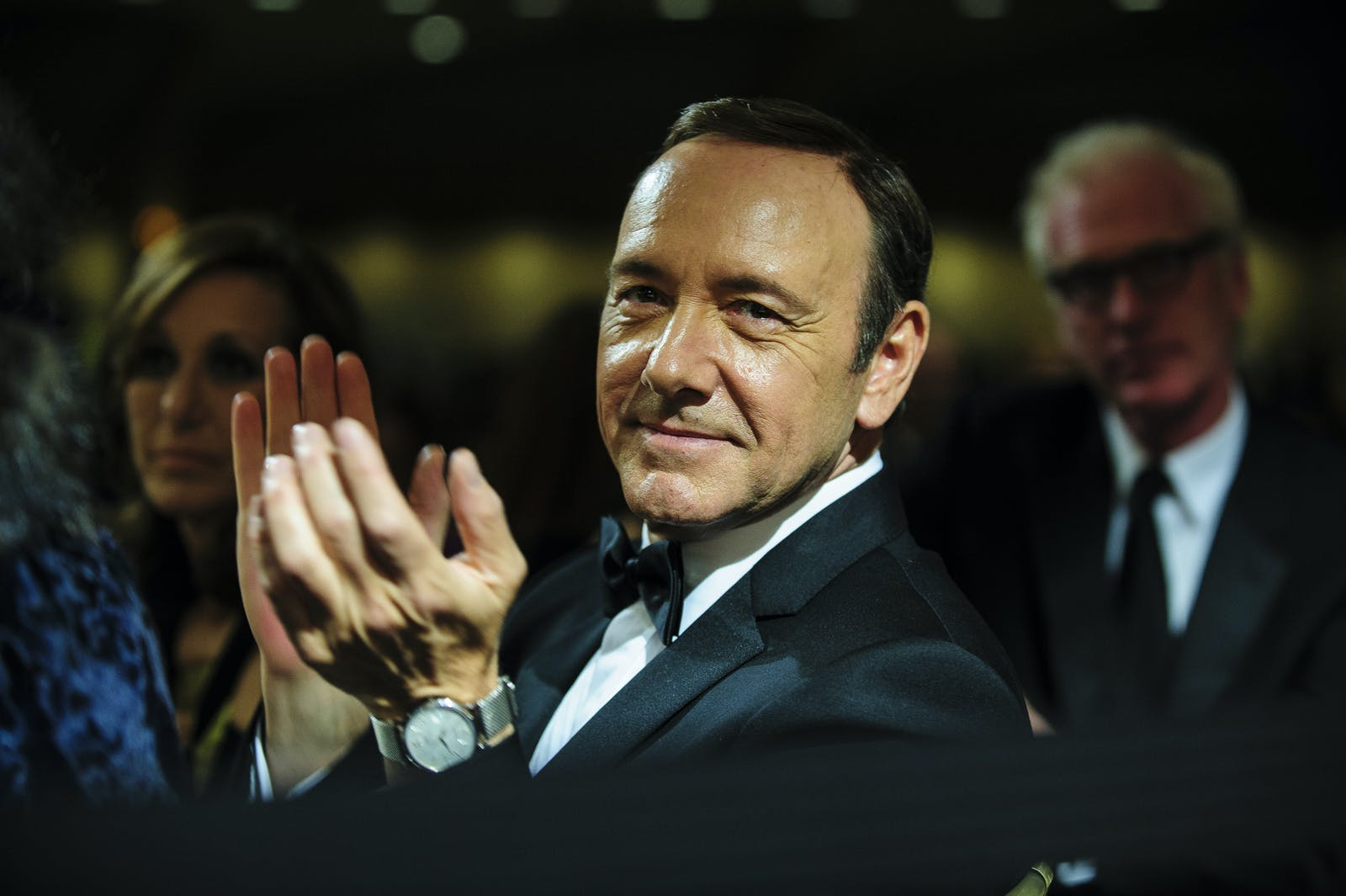 House of Cards star Kevin Spacey. Photo by Bloomberg.