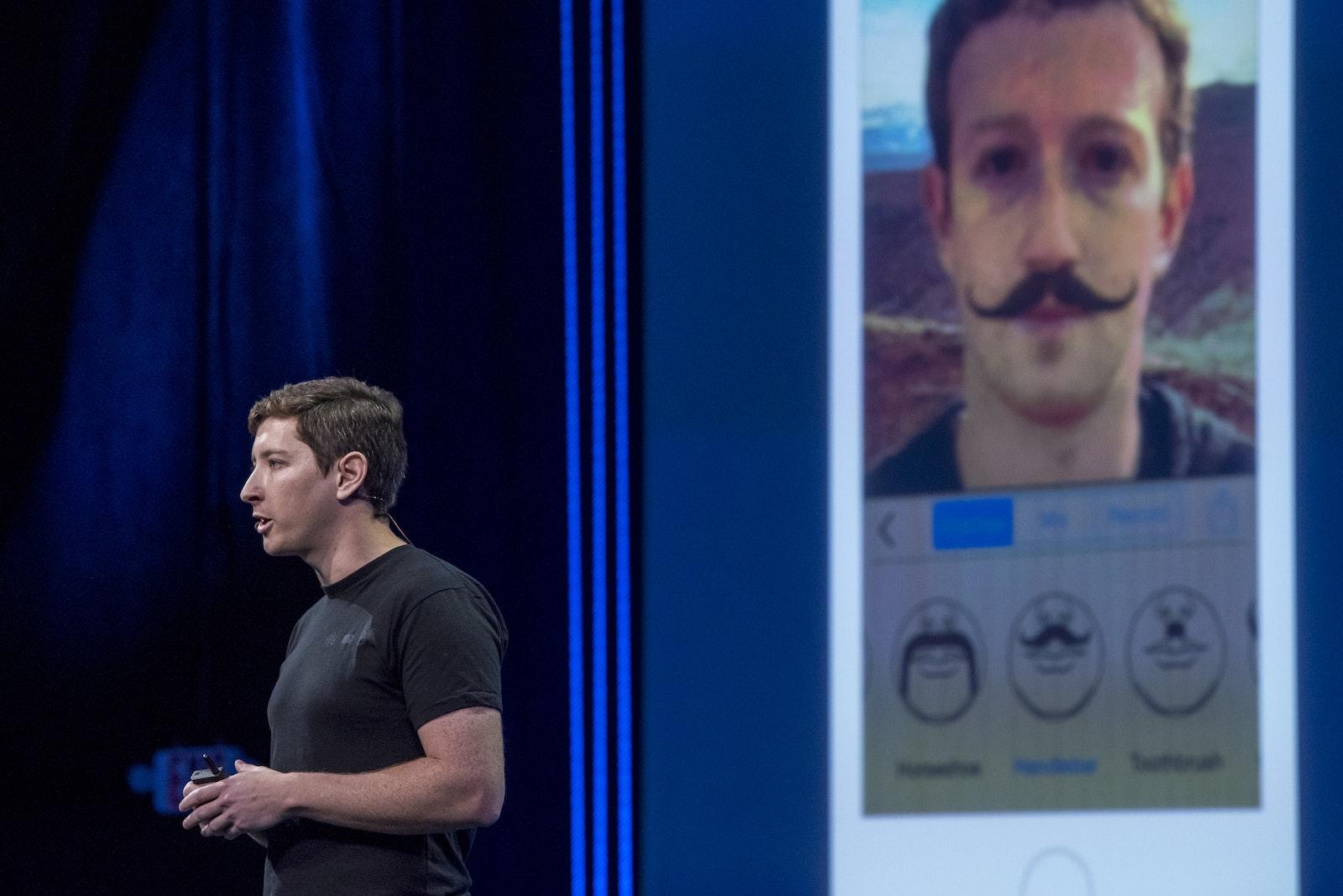 Facebook executive Ilya Sukhar. Photo by Bloomberg