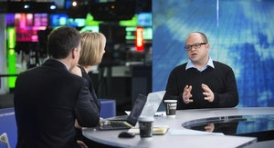 Twilio CEO Jeff Lawson. Photo by Bloomberg.