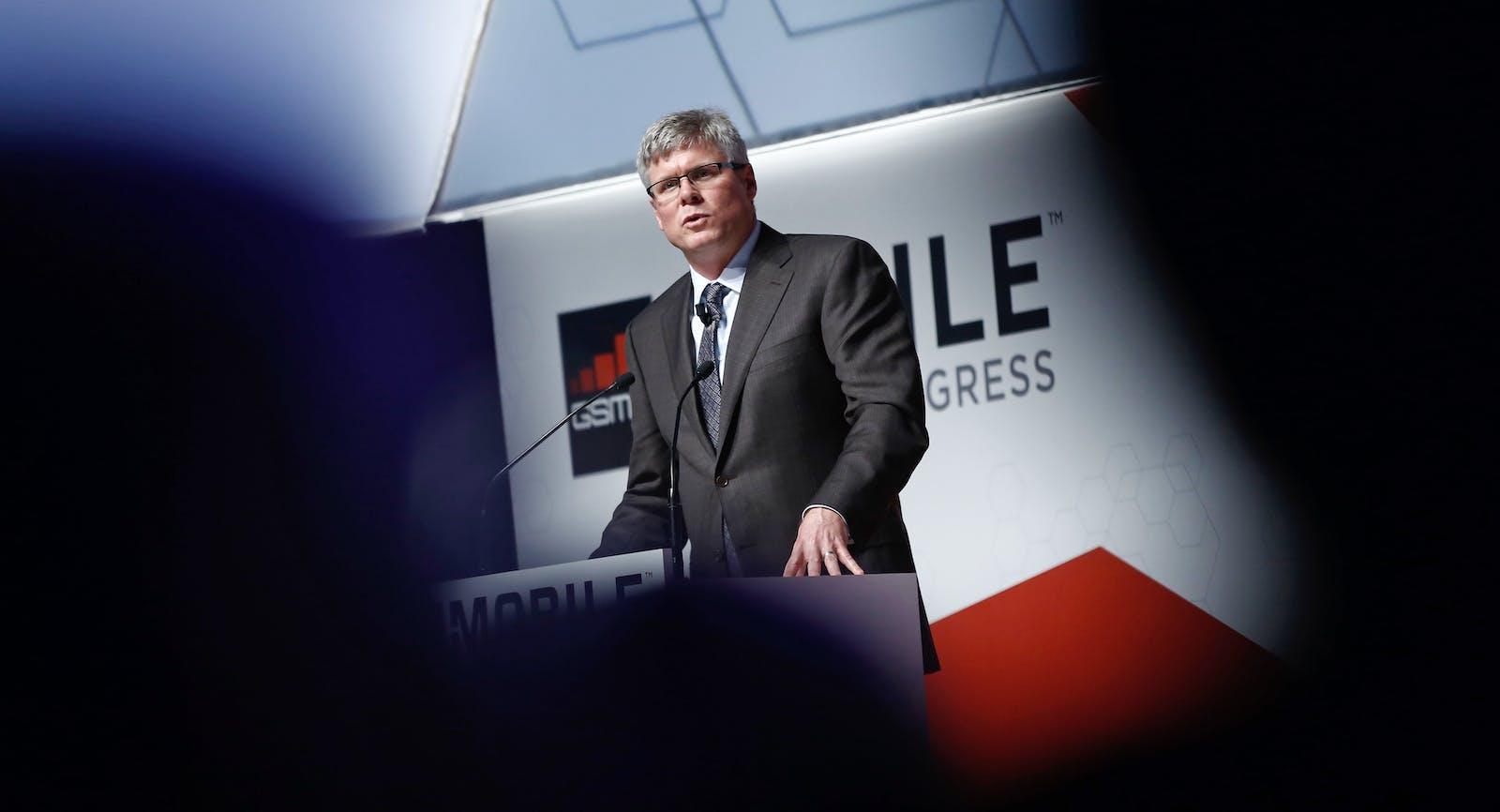 Qualcomm CEO Steve Mollenkopf. Photo by Bloomberg.