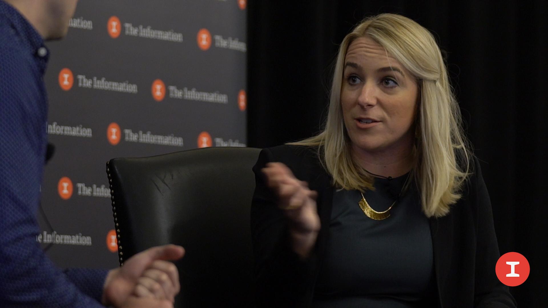 Slack's April Underwood Says Slack Can Work with Facebook