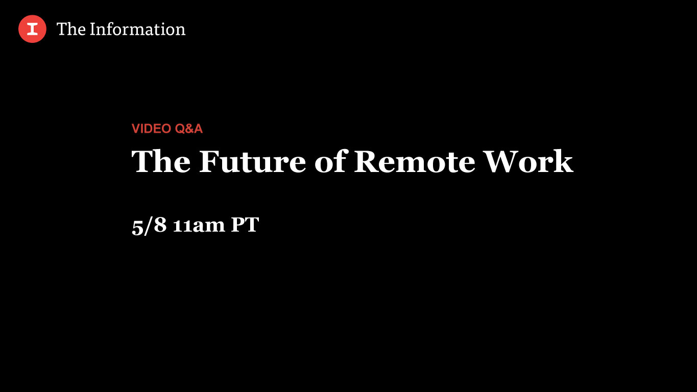 The Future of Remote Work