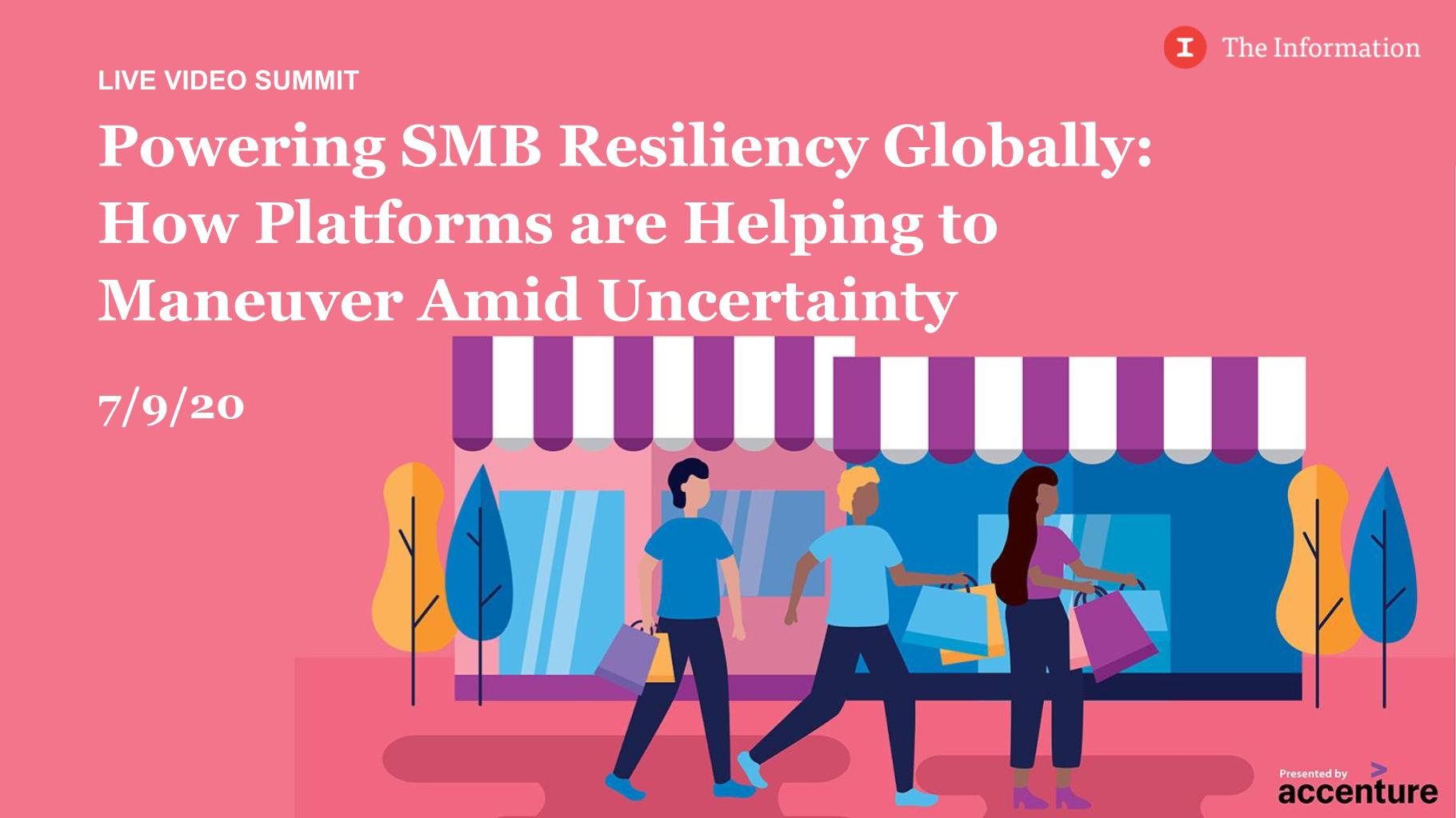 Powering SMB Resiliency Globally: How Platforms are Helping to Maneuver Amid Uncertainty