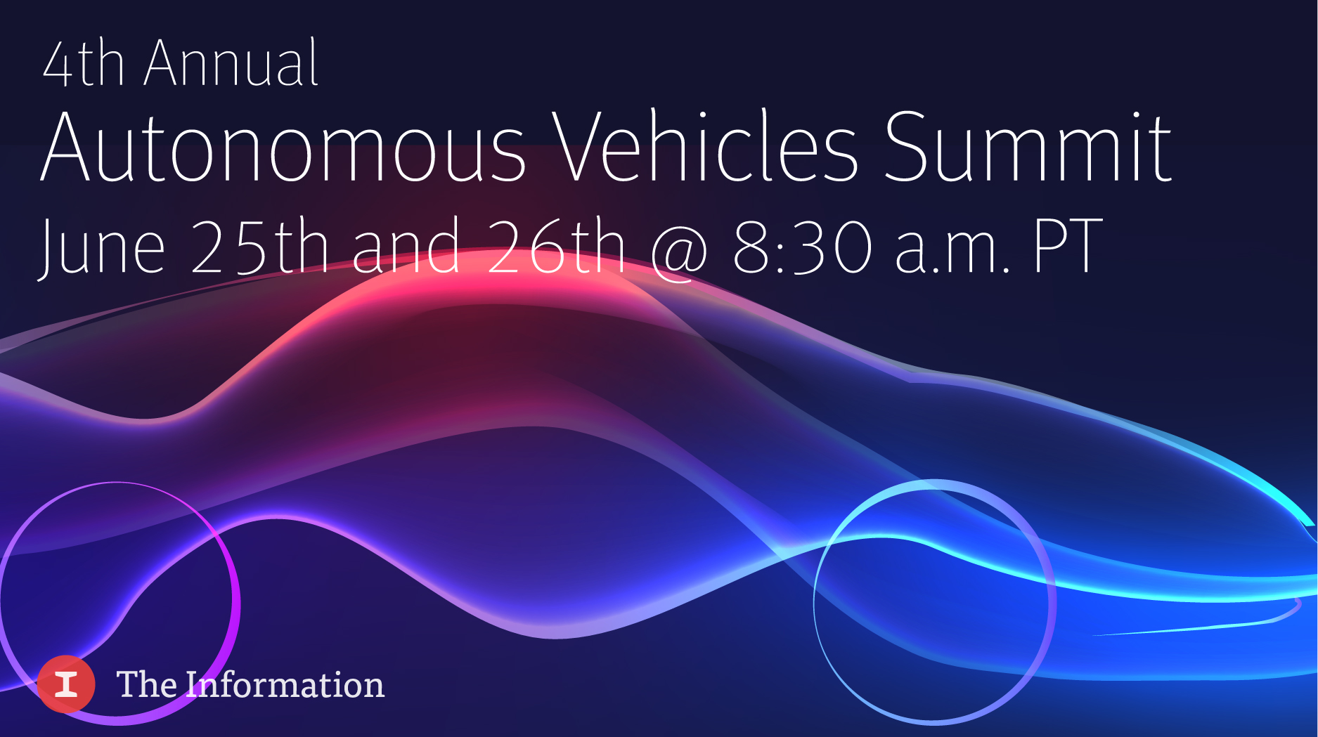 The Information's 2020 Autonomous Vehicles Summit - Day 1