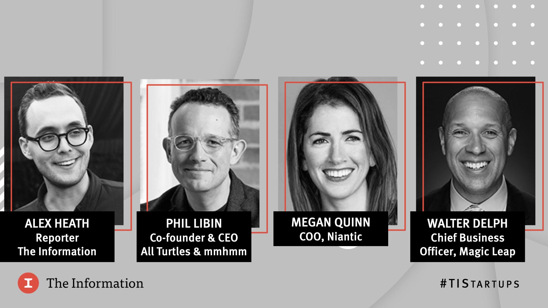 Future of Startups 2021 - AR/VR Panel