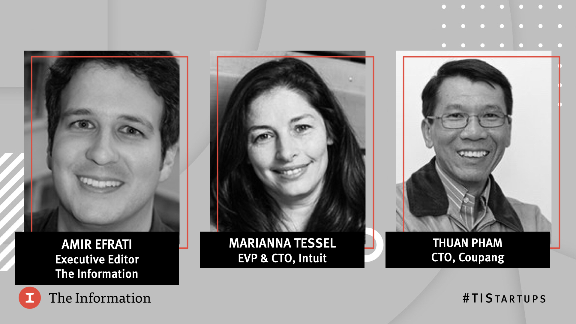 Future of Startups 2021 - Thuan Pham, CTO, Coupang & Marianna Tessel, EVP & CTO, Intuit in conversation with Amir Efrati, Executive Editor, The Information