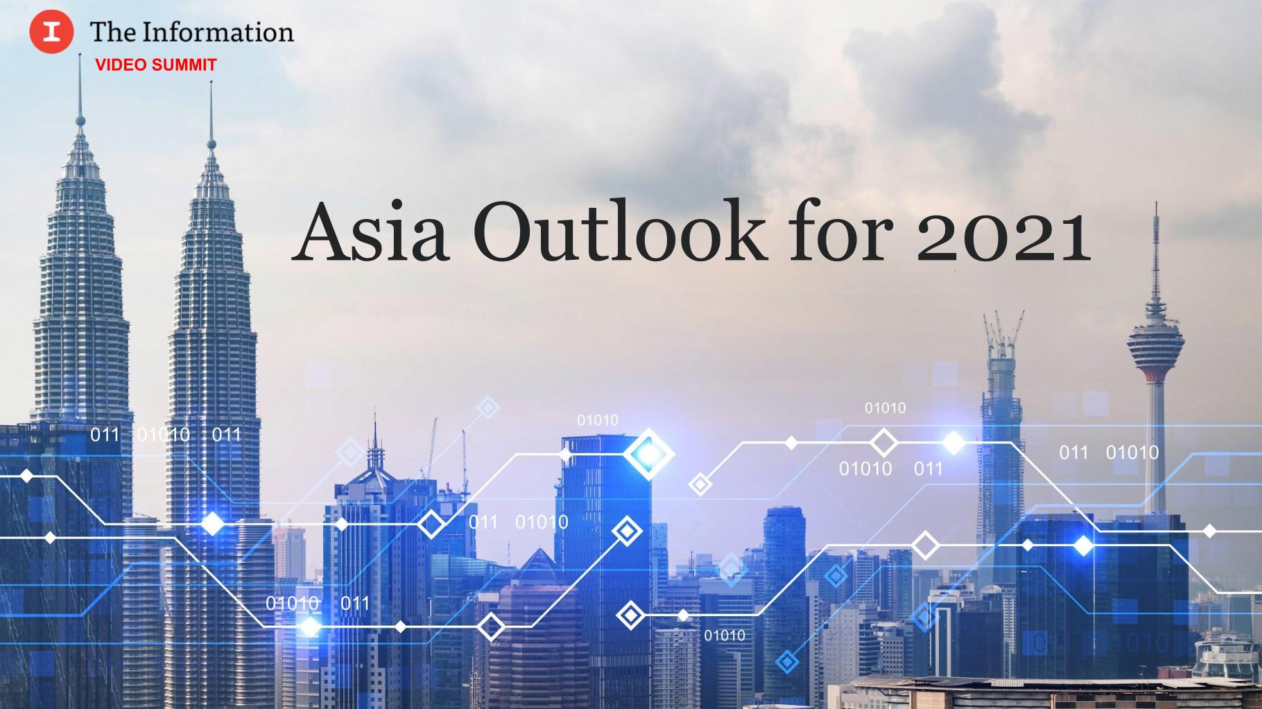 Asia Outlook for 2021