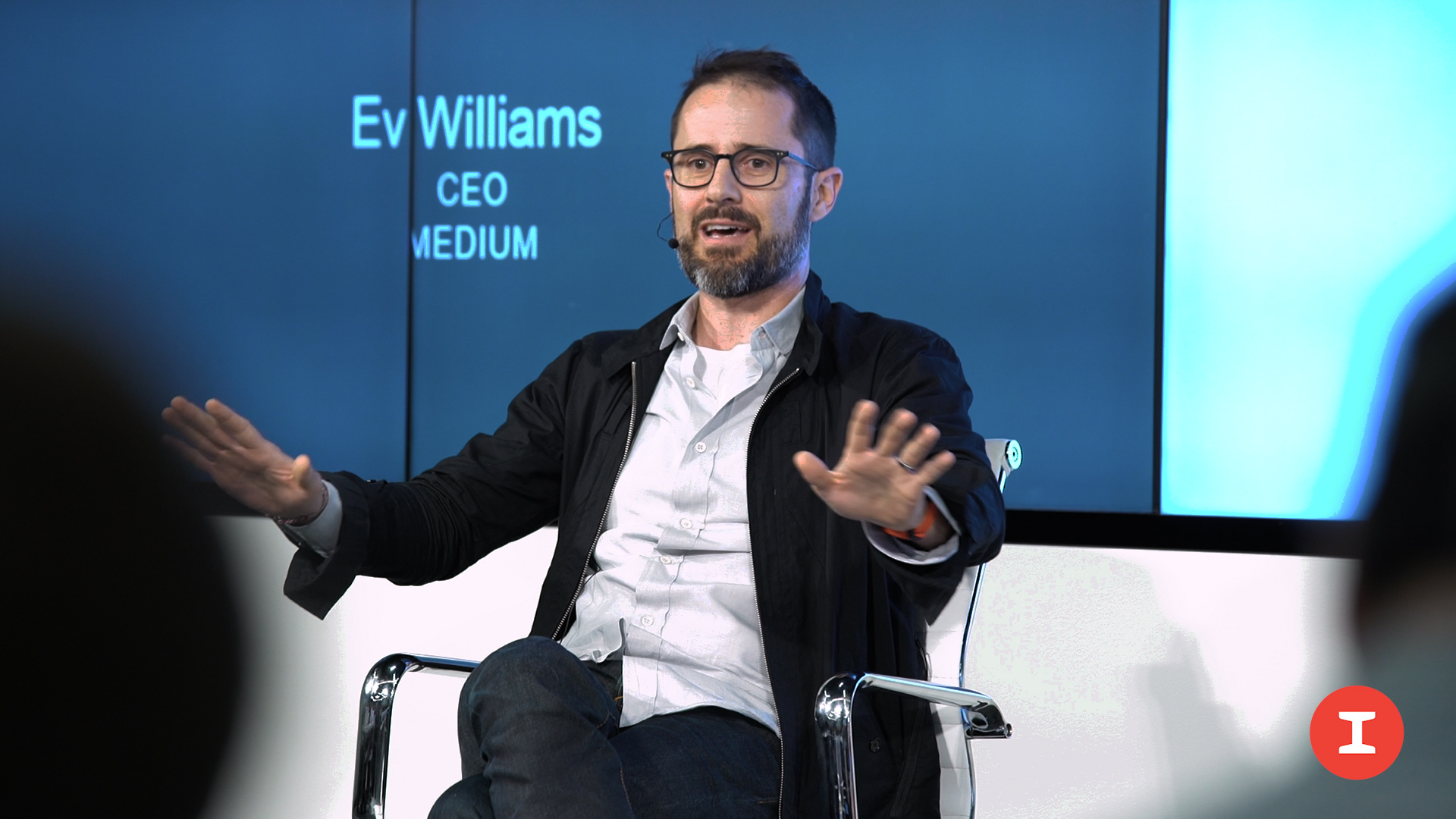 "Ev Williams Says Twitter ""Bigger Than Ever"""