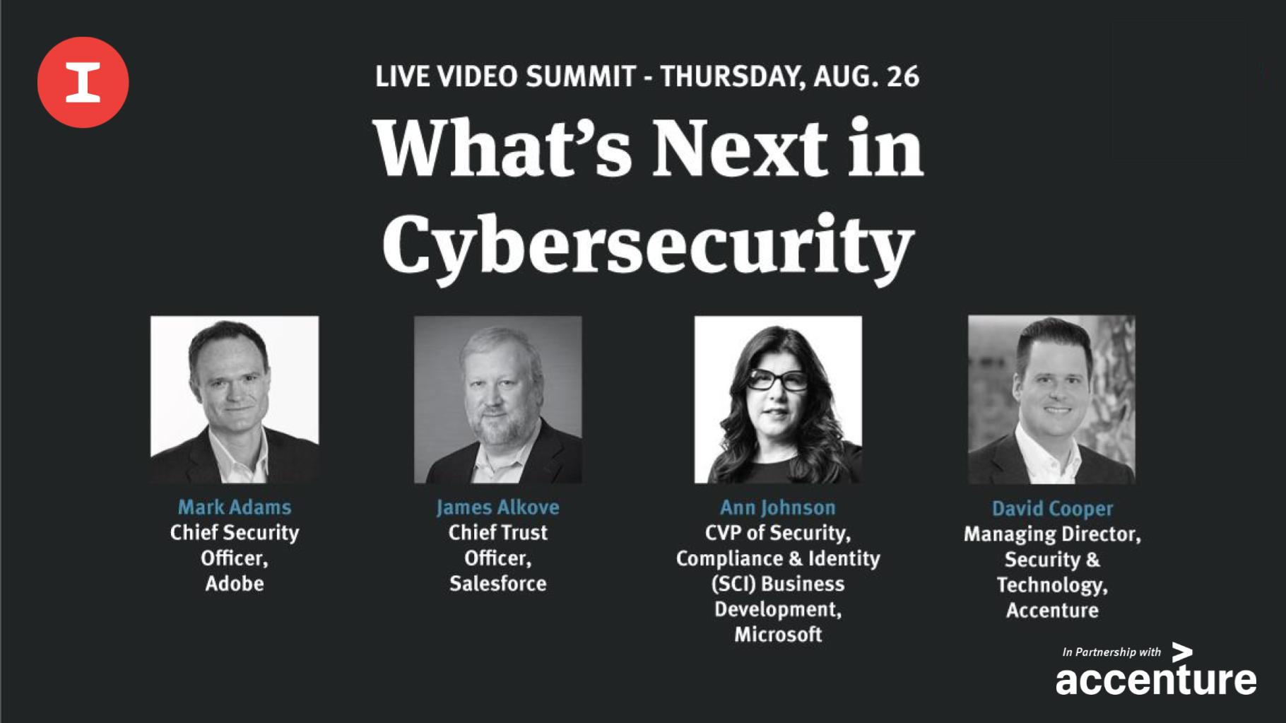What's Next in Cybersecurity