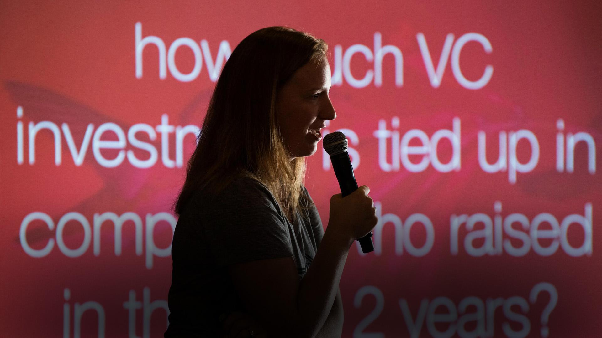 Mattermark's Danielle Morrill says More Money Chasing Fewer Deals