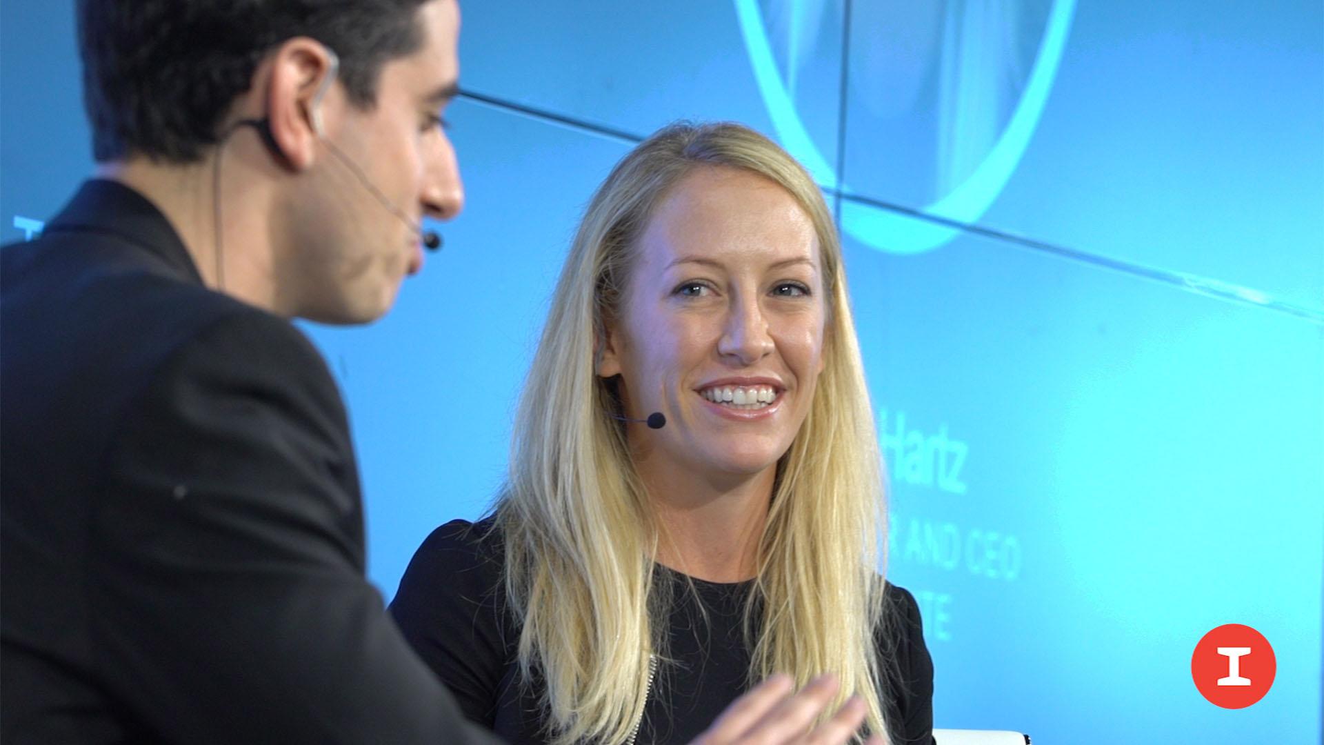 Eventbrite CEO Julia Hartz on Growing the Business